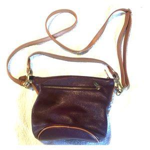 Valentina Crossbody Leather Bag